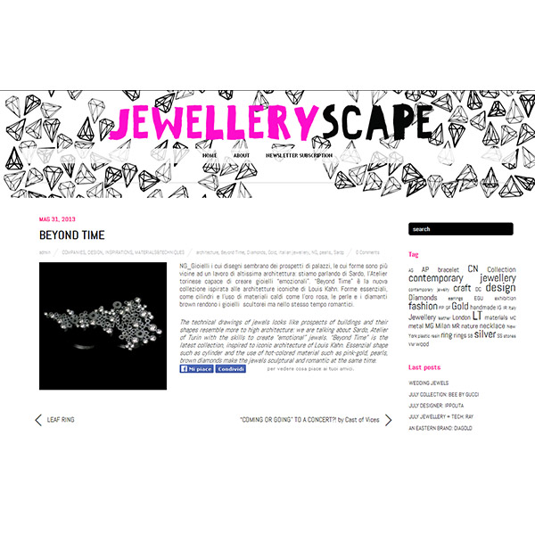 Jewelleryscape May 2013